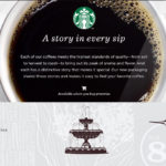 Starbucks Coffee Stories